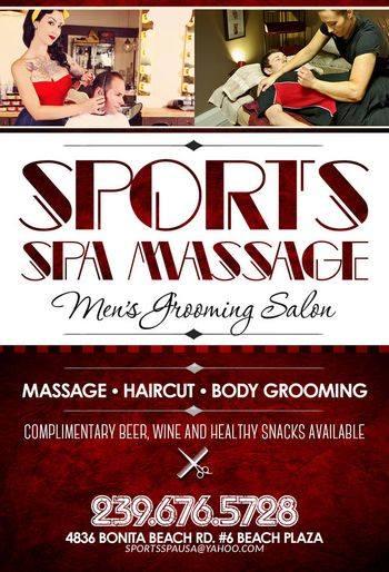 Sports Spa Massage