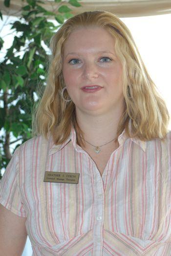 Heather I Dixon LMT