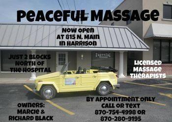 Peaceful Massage
