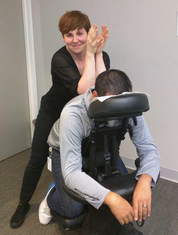 Massage by V