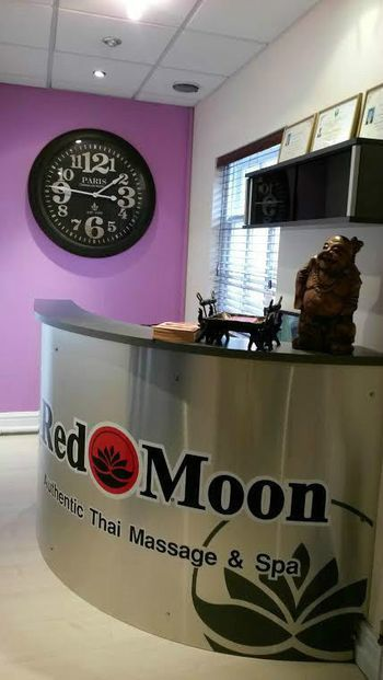 Red Moon Thai Massage Manchester
